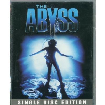 無底洞 (1989) The Abyss  DVD