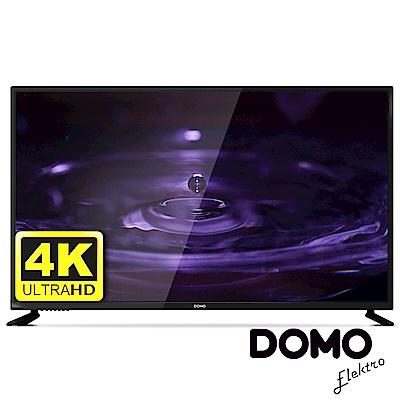 比利時DOMO 49型 4K UHD多媒體數位液晶顯示器+數位視訊盒 DOM-49A08K
