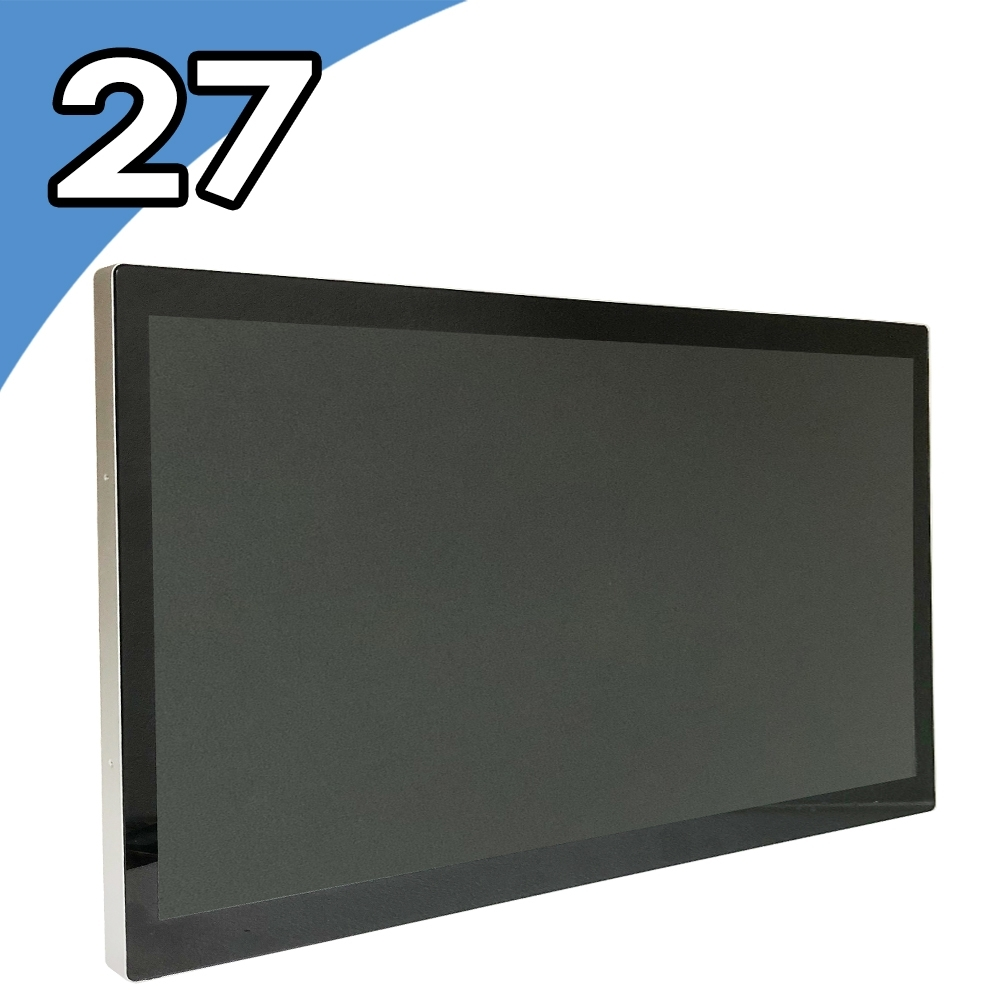 【Nextech】27吋 All-in-One 觸控電腦(i3-7100U/8G/128G)