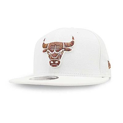 New Era 9FIFTY 950 NBA 隊徽棒球帽 公牛隊