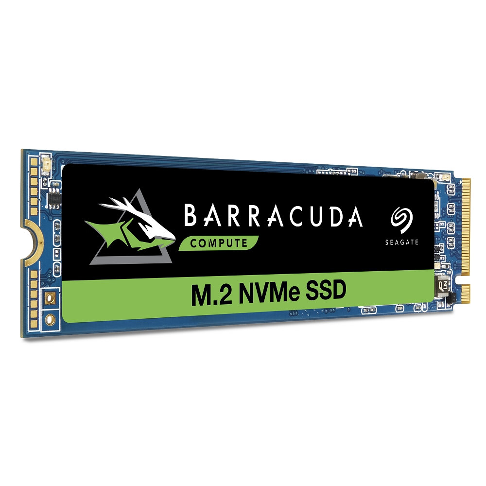 Seagate 新梭魚【BarraCuda 510】500G M.2 2280 PCIE 固態硬碟(ZP500CM3A001)