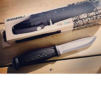 MORAKNIV Garberg 全龍骨式不鏽鋼直刀 塑膠護套