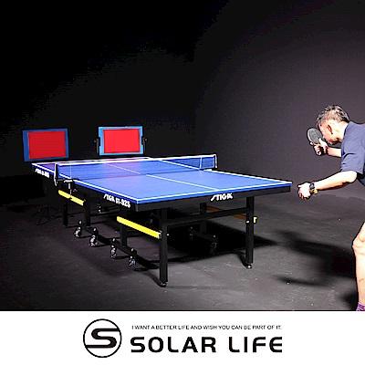 SUZ 滾輪式桌球反彈板.專業乒乓球對打板發球訓練板