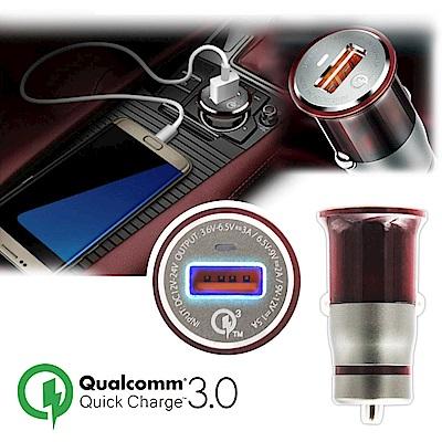 LD-C304Q QC3.0快速閃充車用充電器