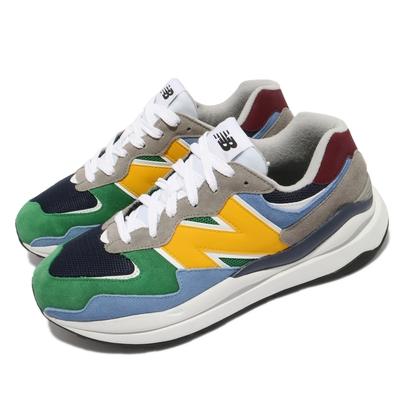 New Balance 休閒鞋 5740 復古 男鞋 紐巴倫 多層次 撞色 穿搭推薦 彩色 M5740GAD