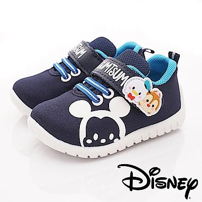迪士尼童鞋 TSUMTSUM 18350藍(小童段)