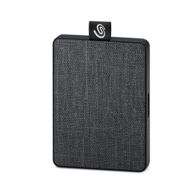 Seagate One Touch 500GB 外接式固態硬碟-霧夜黑STJE500400(聯強貨)