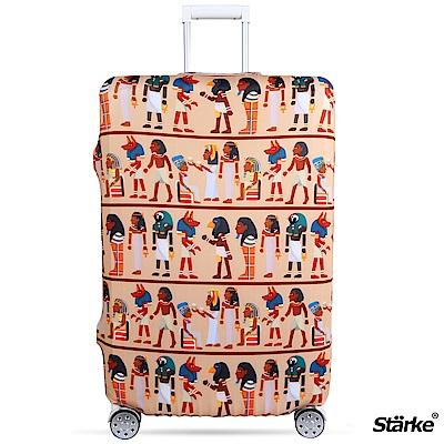 Starke 適用23-26吋高彈性行李箱套 -埃及文明