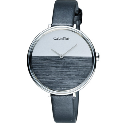 Calvin Klein K7A rise 晨曦系列 時尚腕錶(K7A231C3)