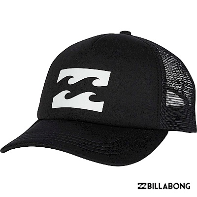 BILLABONG-BILLABONG TRUCKER棒球帽-黑