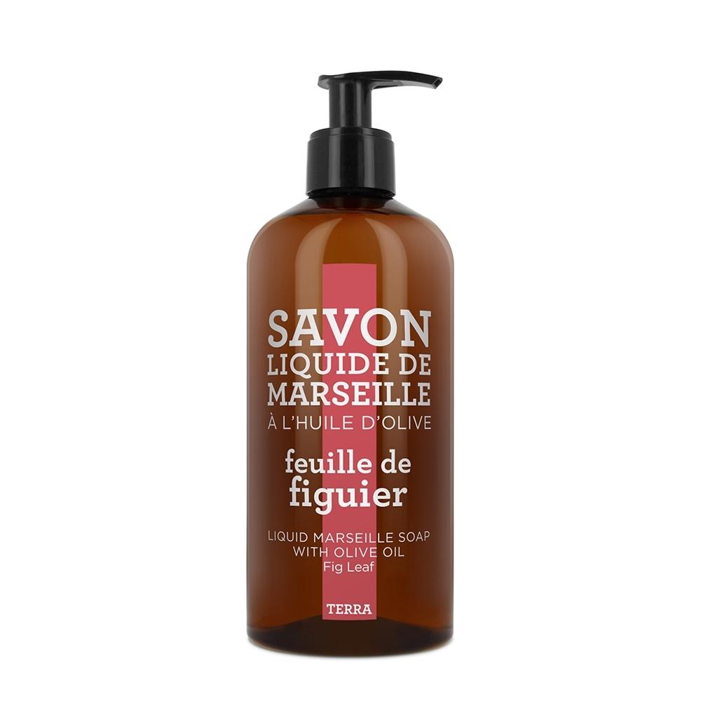 防疫必備★CDP 洗手/肌膚清潔-大地系列 馬賽液態皂500ml(任選) product image 1