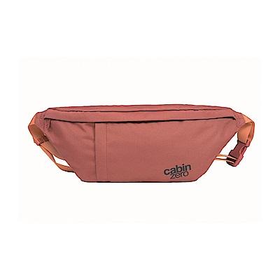 CabinZero-風格單肩包 2L- 磚紅
