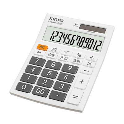 KINYO 稅率計算機 KPE-680