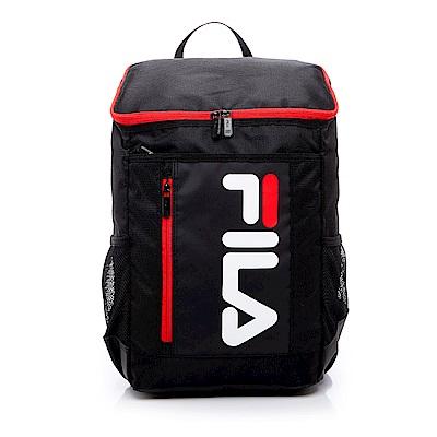 FILA 後背包-黑色 BPS-5204-BK