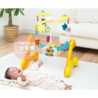 麵包超人-8WAY變身助步推車!寶寶大滿足懸掛玩具