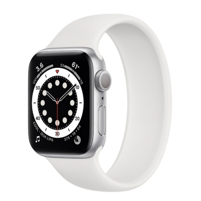 Apple Watch S6 GPS版 44mm 鋁錶殼配運動錶帶