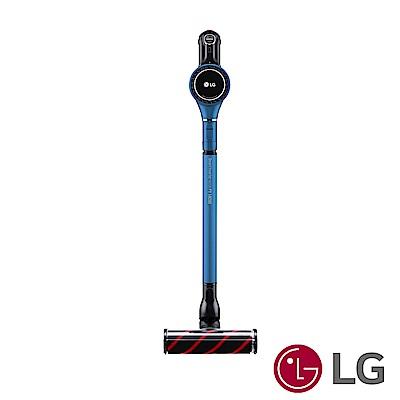 [時時樂限定]LG CordZero A9+ 快清式無線吸塵器A9PBED(星艦藍)