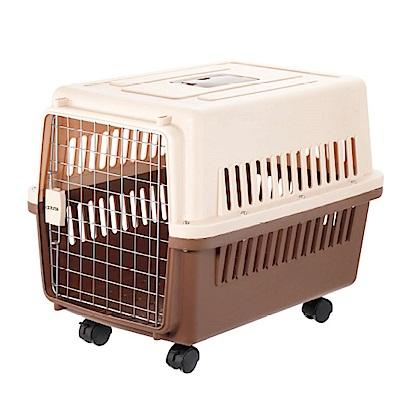 doter-寵愛物語 中大型犬貓專用 運輸籠/提籠 RU22(活動輪設計)