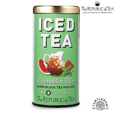 茶本共和國 薄荷西瓜風味冰茶(8包)
