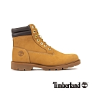Timberland 男款小麥黃磨砂革登山靴|A1ODR