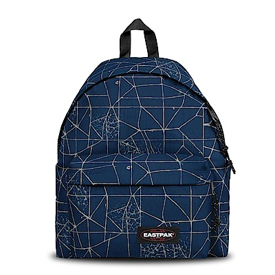 EASTPAK 後背包 Padded Pak r®後背包-Cracked Blue