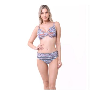 澳洲Sunseeker泳裝Ethnic Gypsie系列兩件式比基尼泳衣小-大尺碼鋼圈D罩杯2191023DFIR