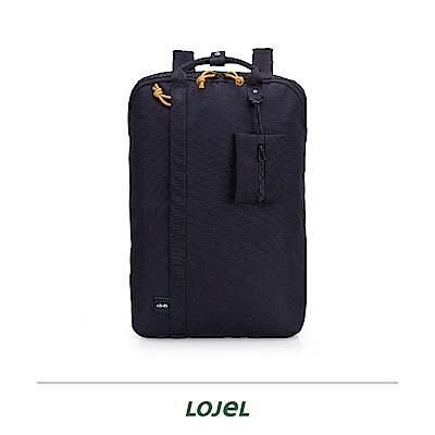 LOJEL TAGO 黑色  輕旅行 後背包 筆電包 旅行袋