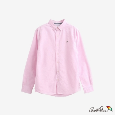 Arnold Palmer -男裝-牛津多色襯衫-粉紅