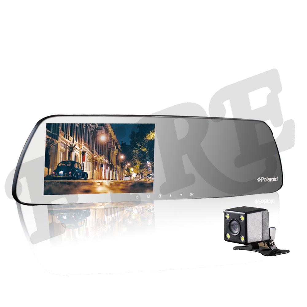 寶麗萊 Polaroid DS502GS 雙鏡頭 前後雙錄 行車紀錄器