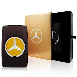 Mercedes Benz 私人訂製版男性淡香精 100ml (法國進口)