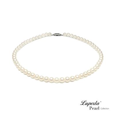 大東山珠寶 Akoya日本海水珍珠項鍊 輕時尚 天然優雅