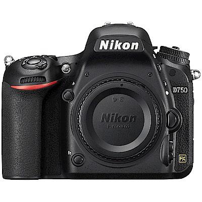 Nikon D750 Body 機身(平輸中文)