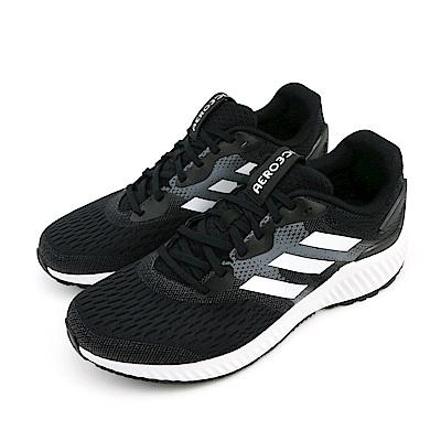 ADIDAS-男慢跑鞋BW0285-黑