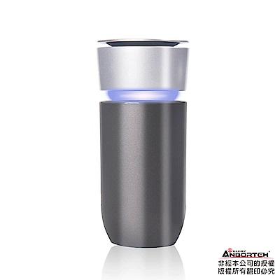 【安伯特】神波源 炫彩空氣 車用清淨機 USB充電 負離子淨化