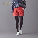 新降【Dailo】鯊魚造型口袋-短褲(桔色)