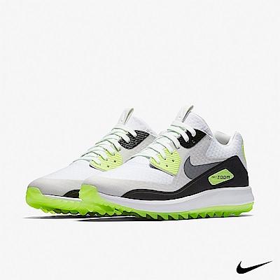 NIKE GOLF AIR 男高爾夫球鞋 綠 844570-102