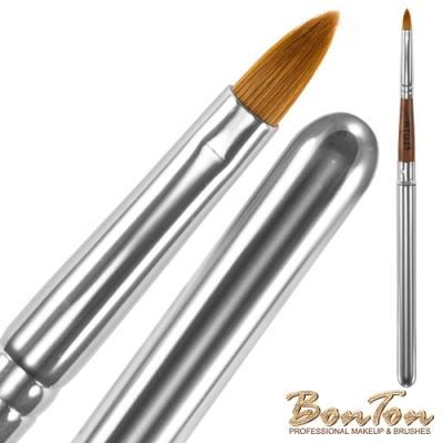 BonTon 原木系列 攜帶式尖長/唇刷 RTQ25 頂級100%貂毛