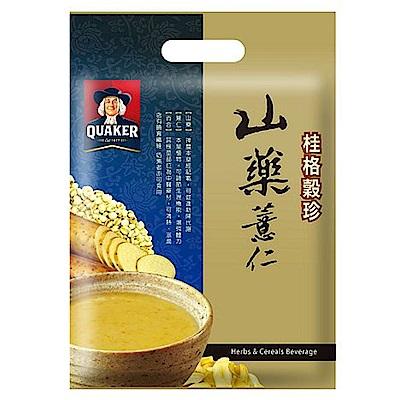 桂格 穀珍-山藥薏仁(28gx12入)x3袋