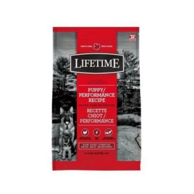 加拿大LIFETIME萊馥特-骨骼關節保健配方-高活動量犬 (全齡犬)  5LB/2.27KG (LTD7785)