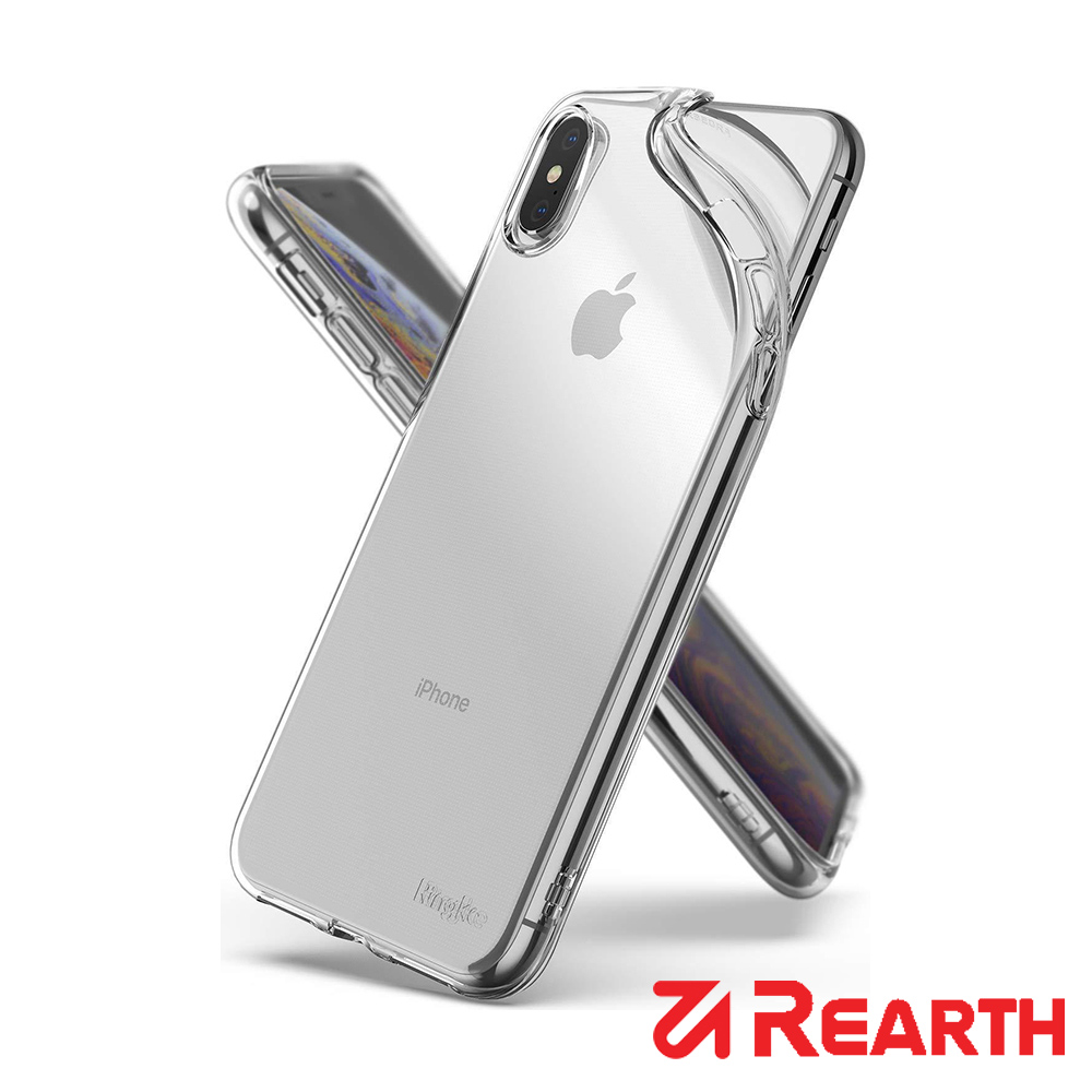 Rearth Apple iPhone Xs Max(Air) 輕薄保護殼