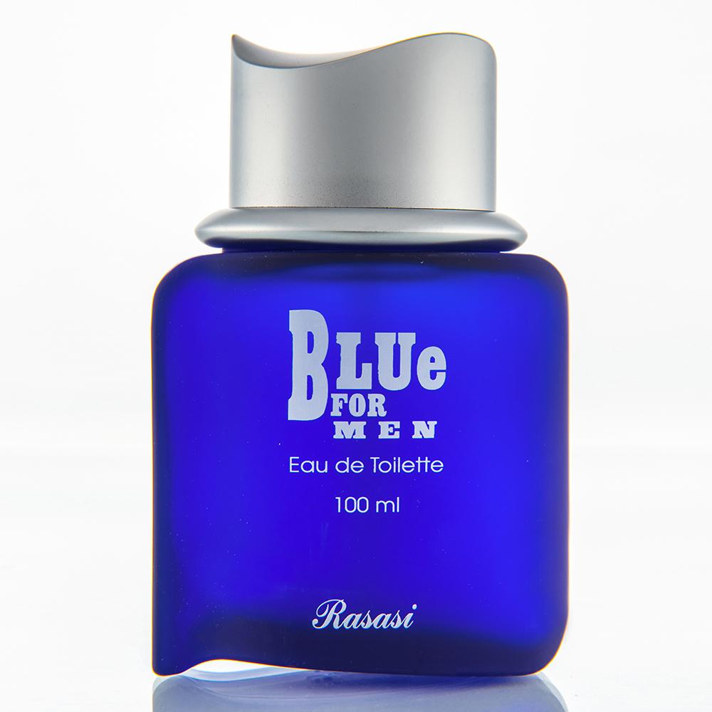Rasasi拉莎斯 Blue for Men柑橘與沉香淡香水100ML