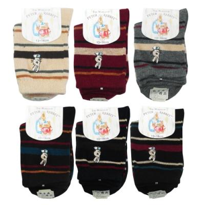 比得兔精繡綿襪-大童SK651/SK652/SK653/SK654/SK5711-12雙入