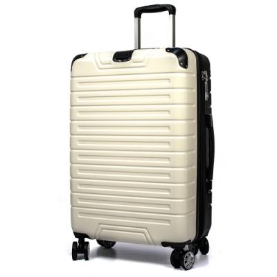 Audi 奧迪 - 20吋 黑白雙色絕配行李箱V5-Z5S-20