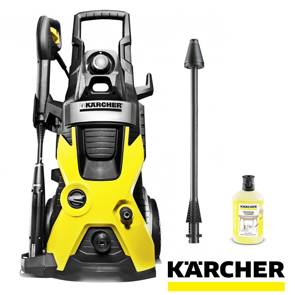 超值配件組 德國凱馳 Karcher K5 冷水高壓清洗機/洗車機