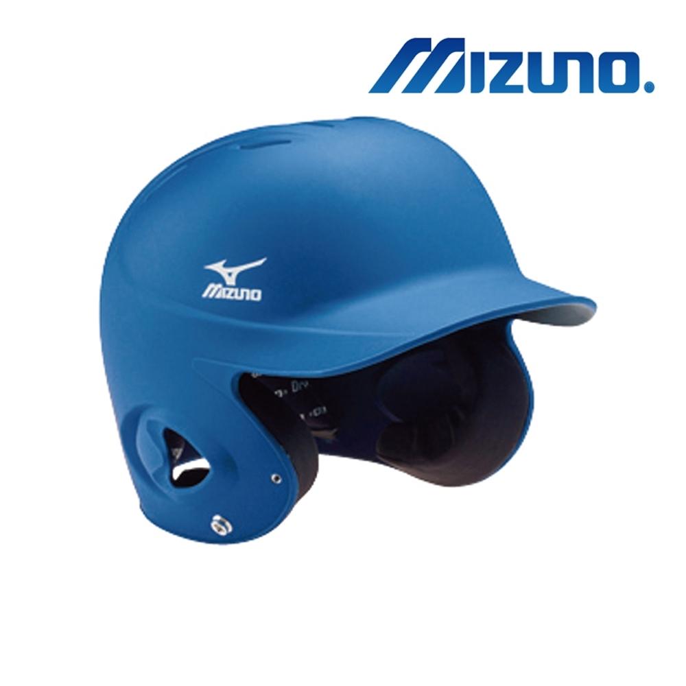 Mizuno 美津濃 成人用打擊頭盔 寶藍 1DTHH70122