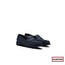 HUNTER - 女鞋-Refined流蘇樂福休閒鞋 - 海軍藍