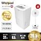 Whirlpool惠而浦 26.5L 2級清淨除濕機 WDEE60AW 送聲寶14吋DC扇 product thumbnail 1