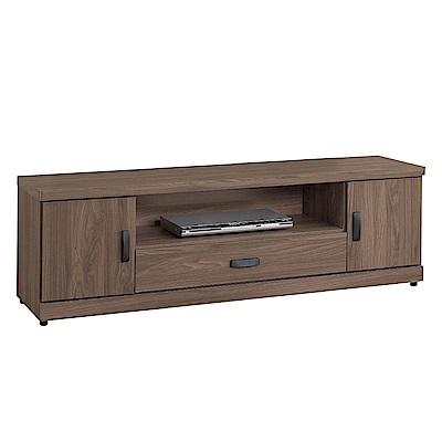 文創集 莉可時尚4.9尺木紋電視櫃/視聽櫃-147x40x48cm免組