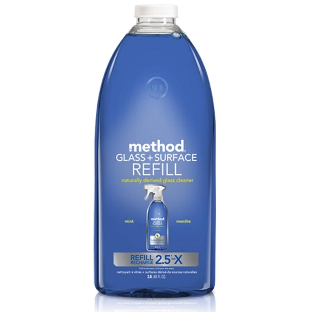 Method 美則 最好的玻璃清潔劑-薄荷2000ml