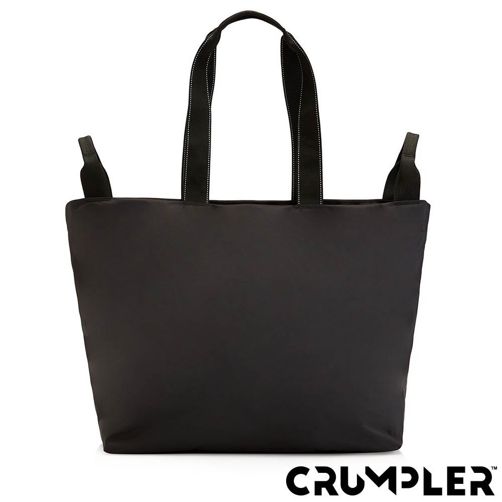 Crumpler 小野人 BIG BREAKFAST 班尼 托特包(L) 黑